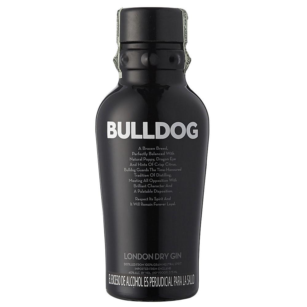 Ginebra bulldog botella