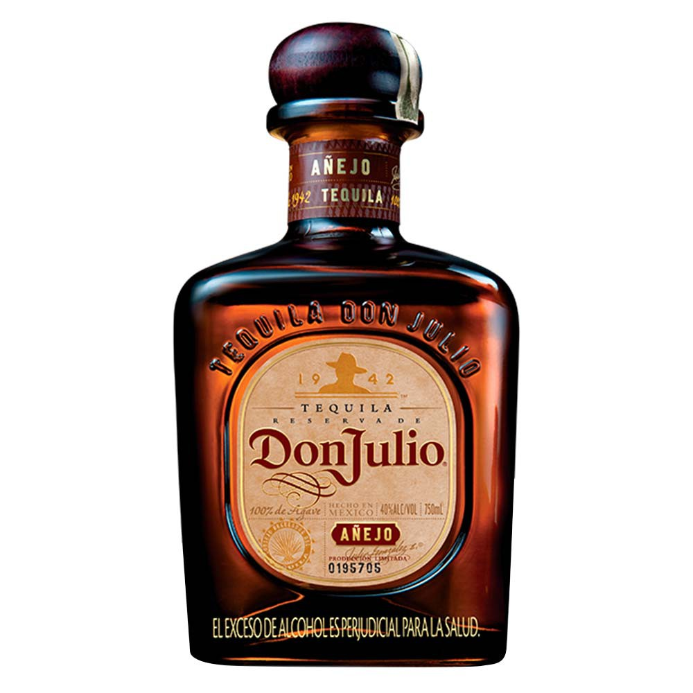 Tequila Don Julio añejo x 750 ml