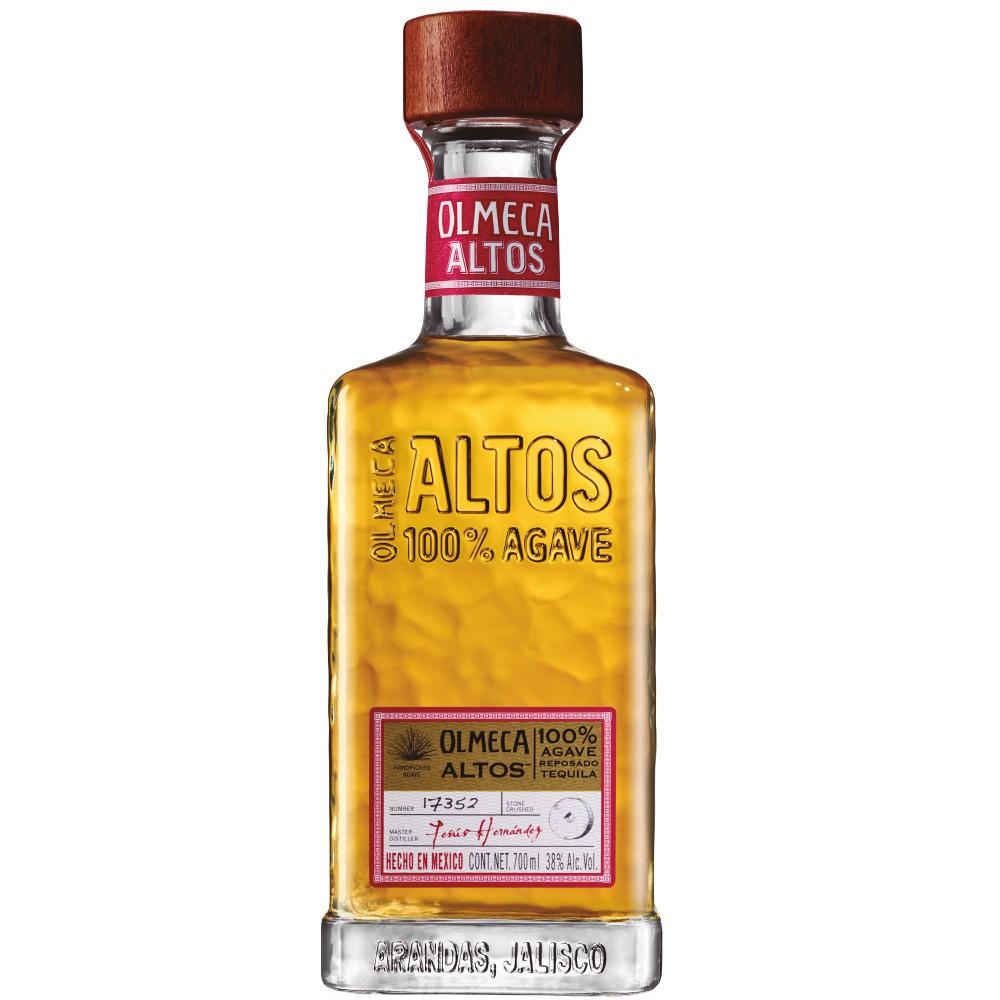 Tequila reposado
