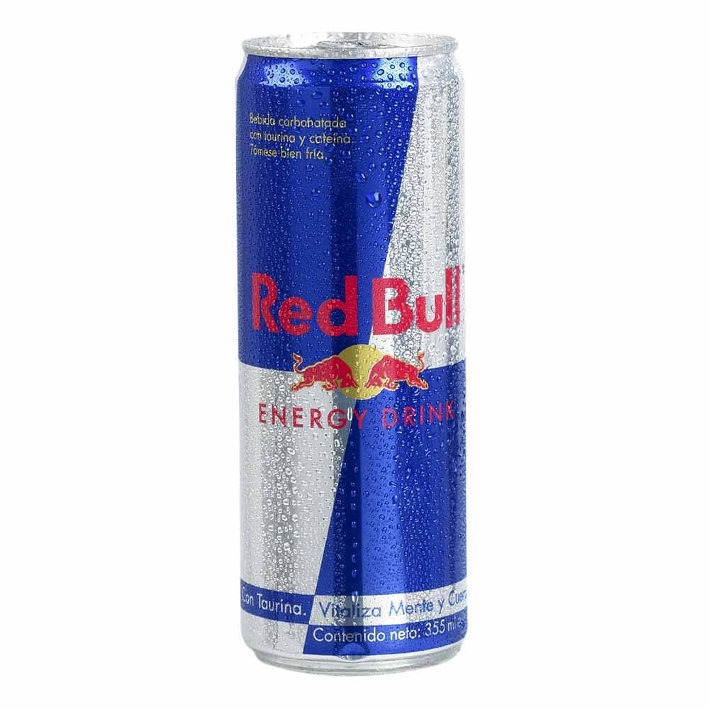 Bebida Energizante Red Bull