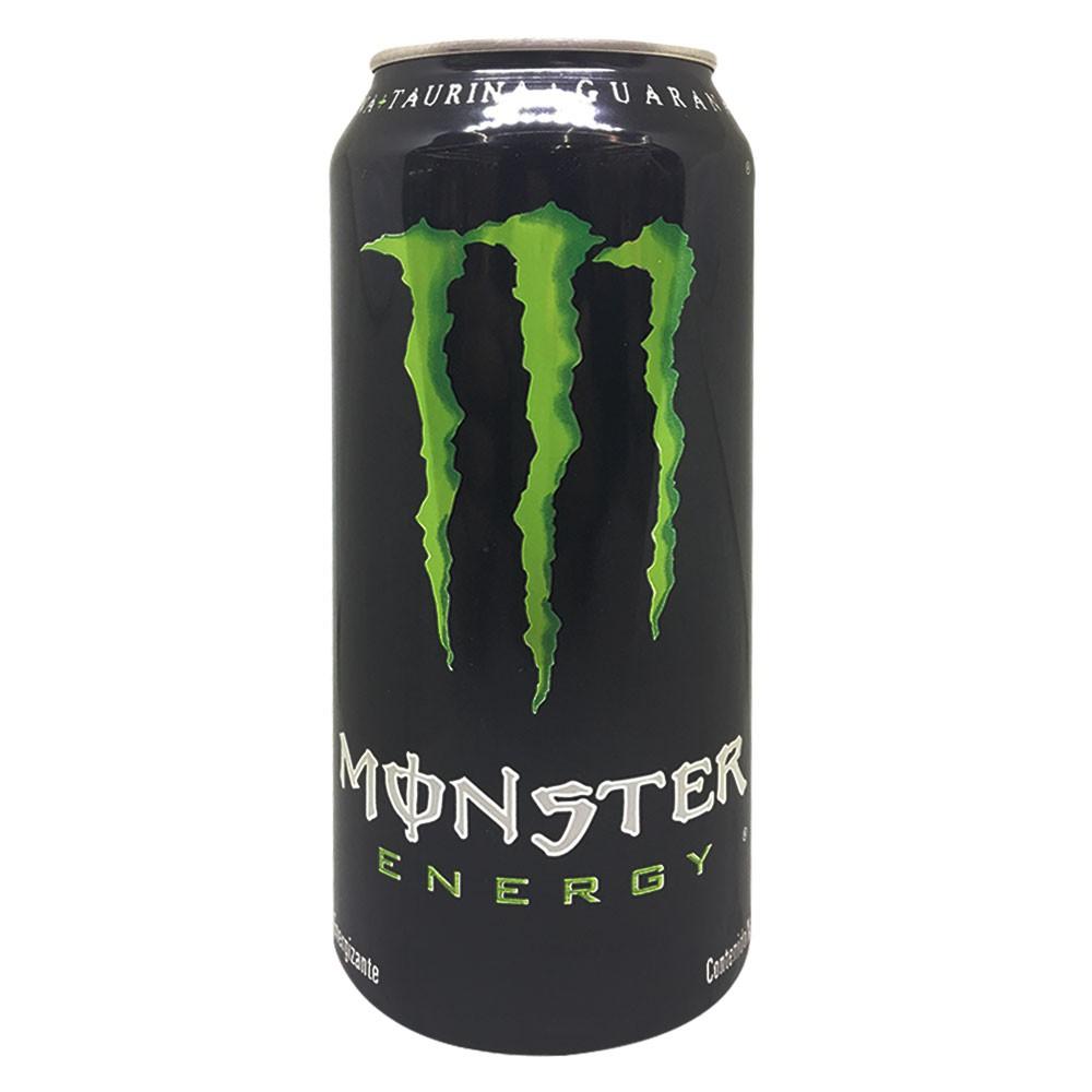 Bebida energética monster