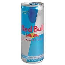 Bebida energizante Red Bull Sugar Free