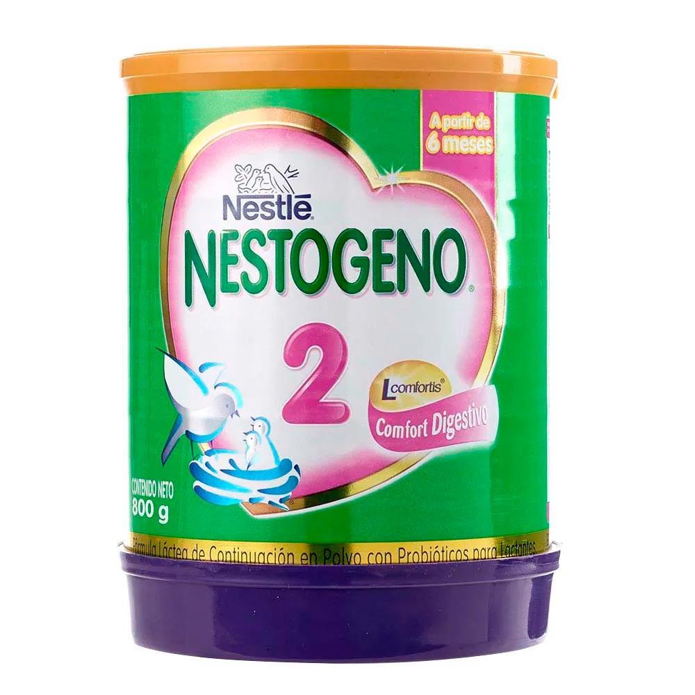 Formula láctea Nestogeno 2 polvo