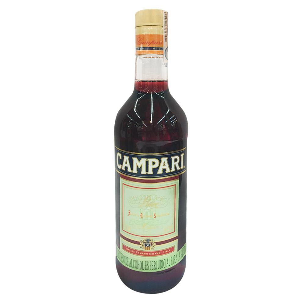 Aperitivo Campari bitter milano x750ml