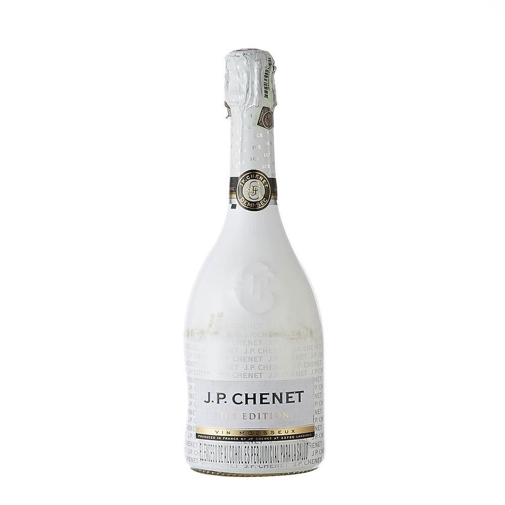 Vino blanco espumoso ice JP Chenet botella