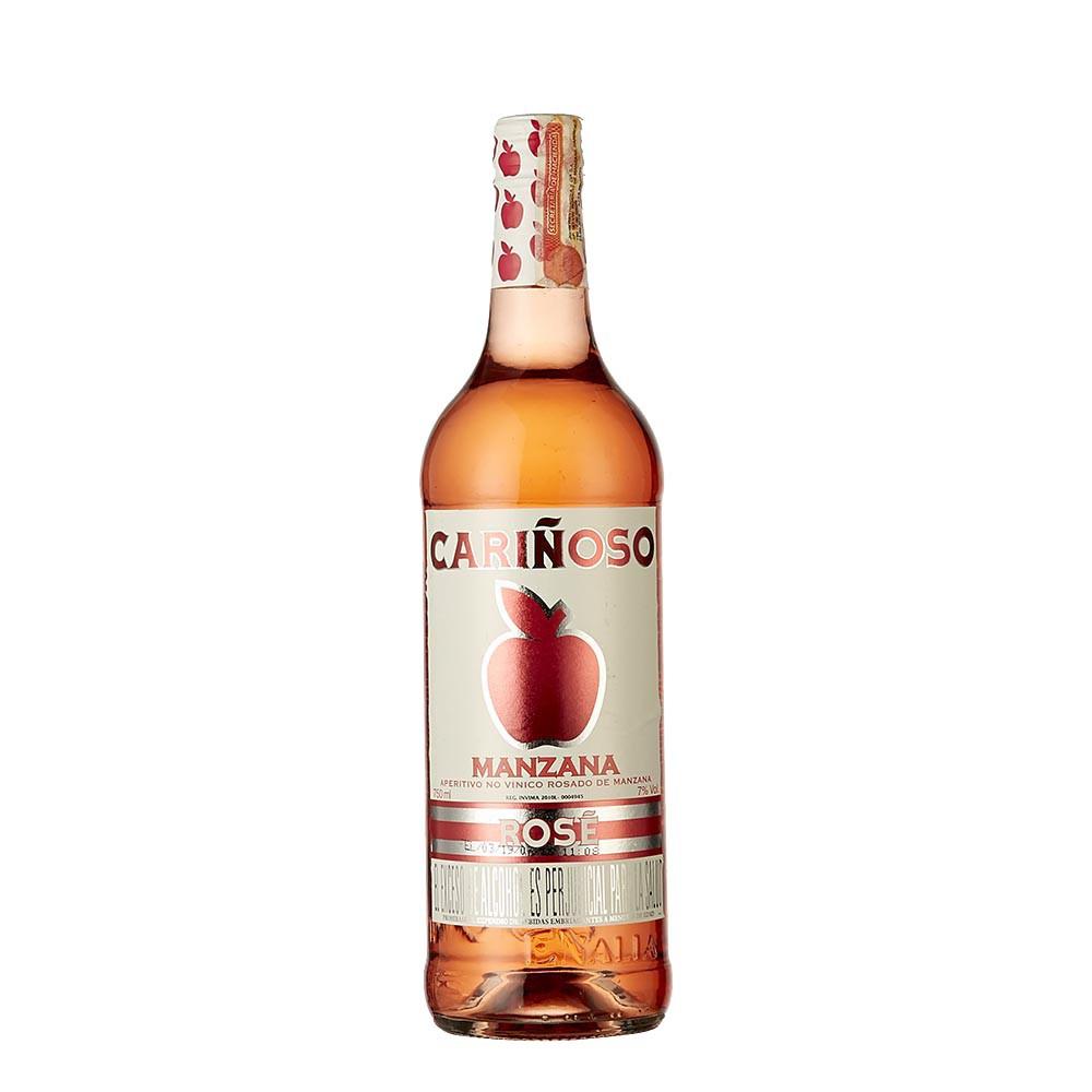 Aperitivo Cariñoso rose manzana