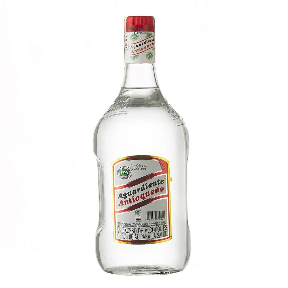 Aguardiente Antioqueño garrafa