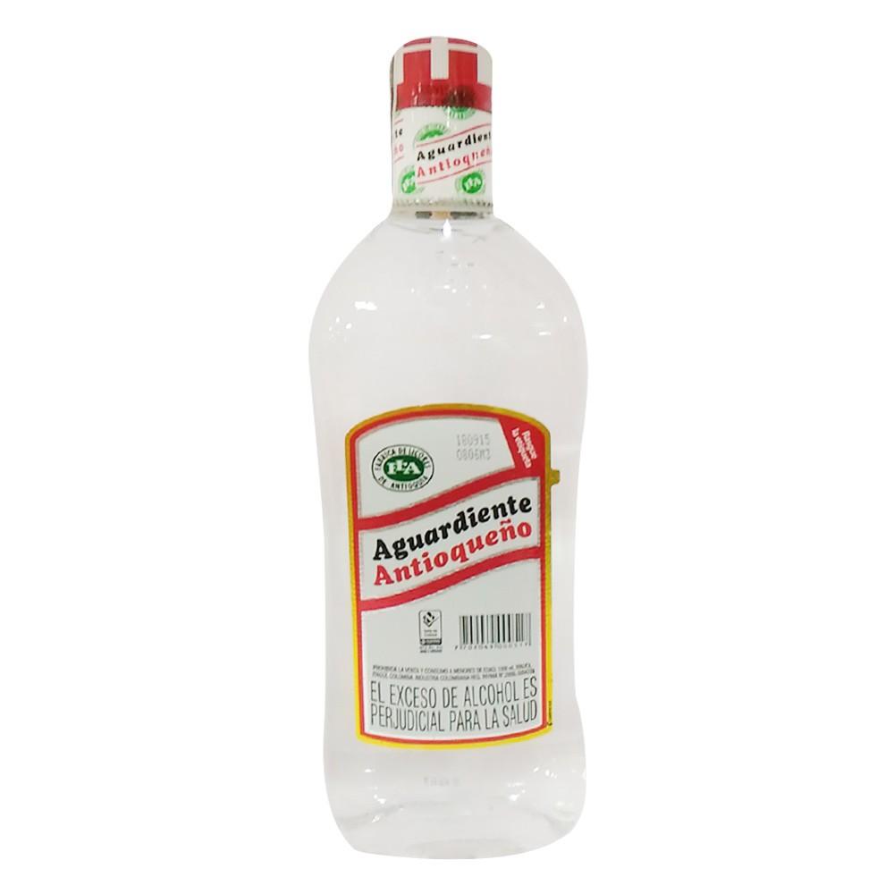 Aguardiente Antioqueño botella