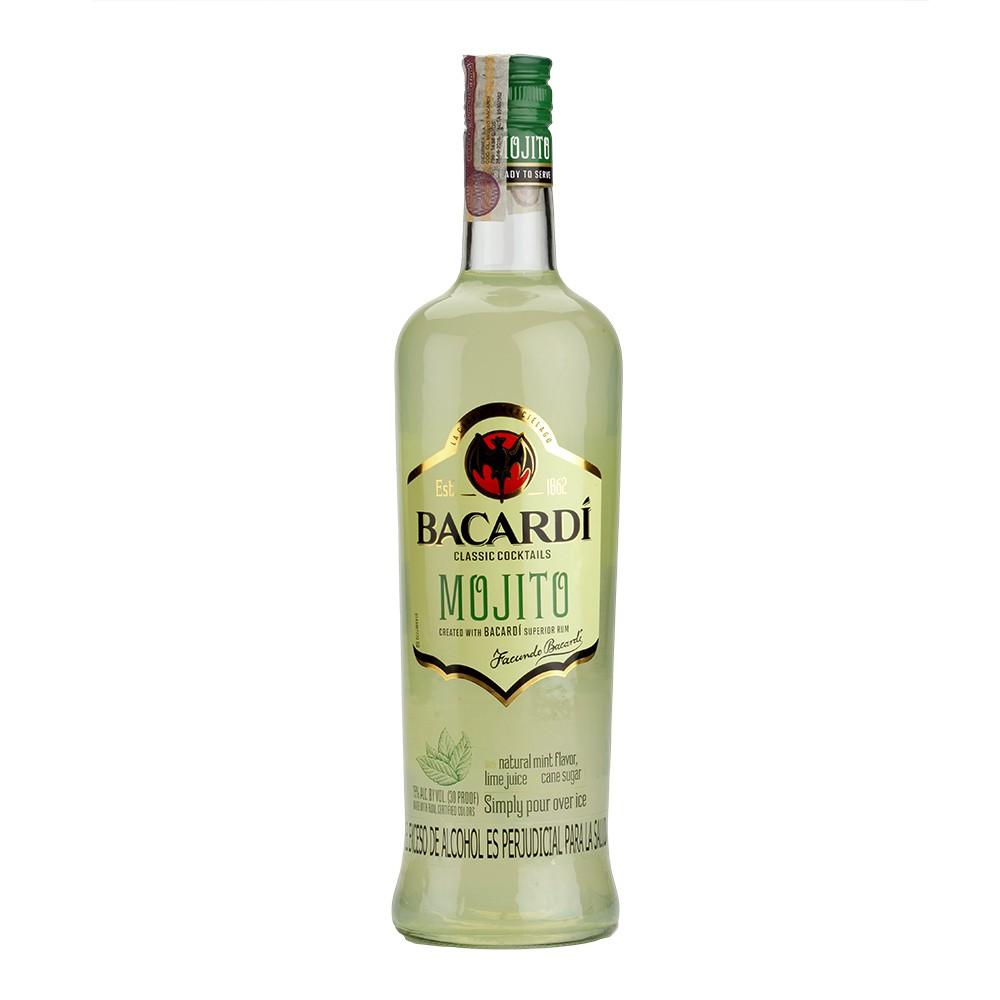 Bacardi Mojito 750 ml