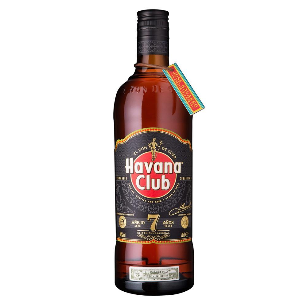 Havana Club 7 años 750 ml