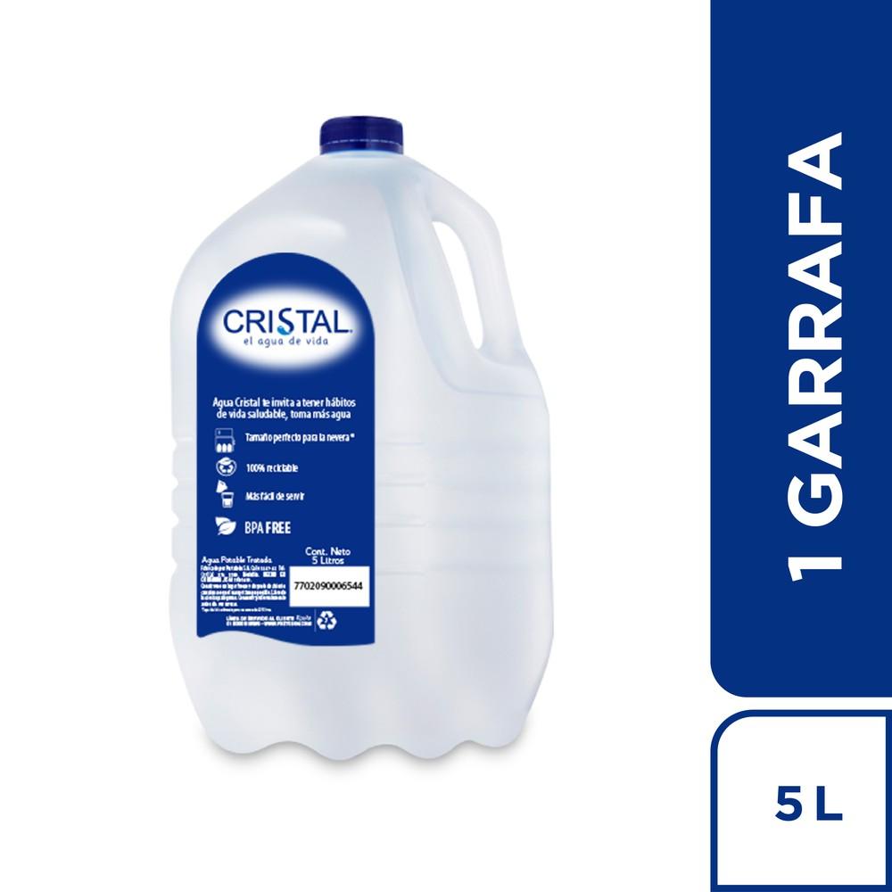 Agua en garrafa