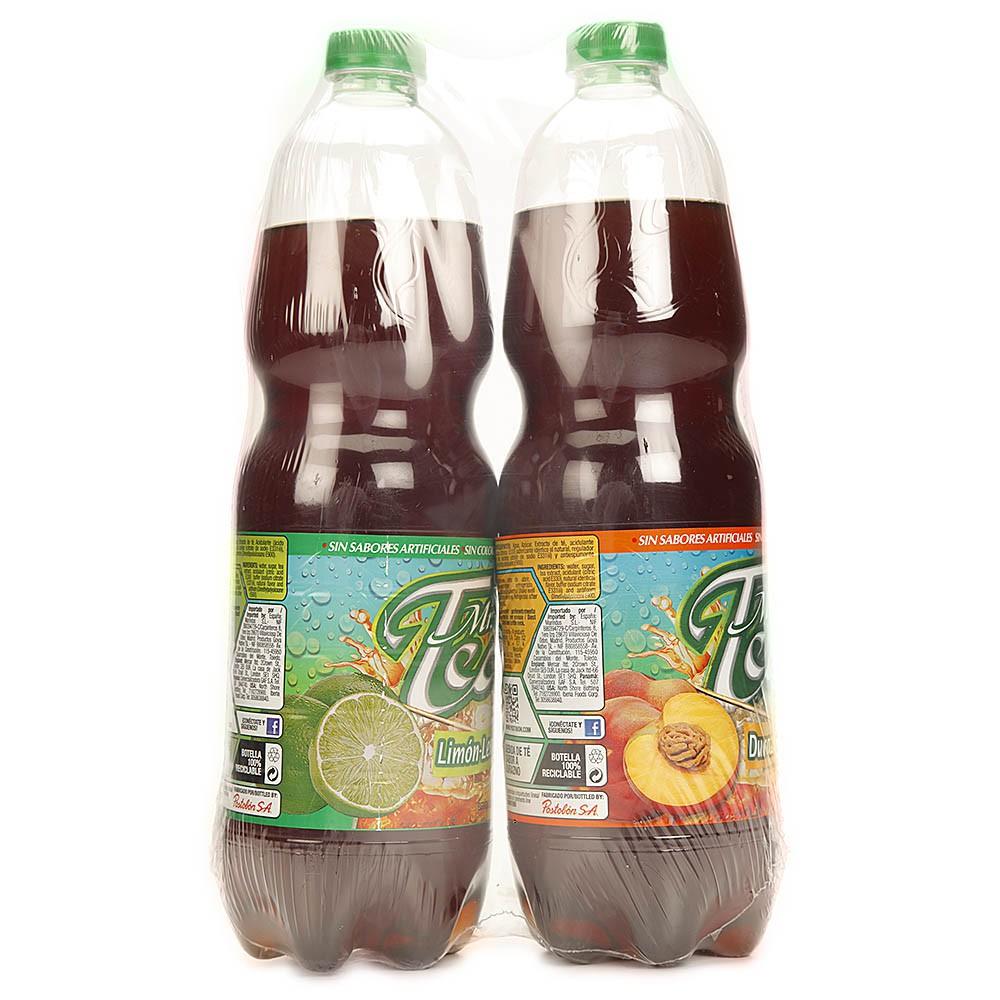 Dúo pack Bebida Mr Tea Limón