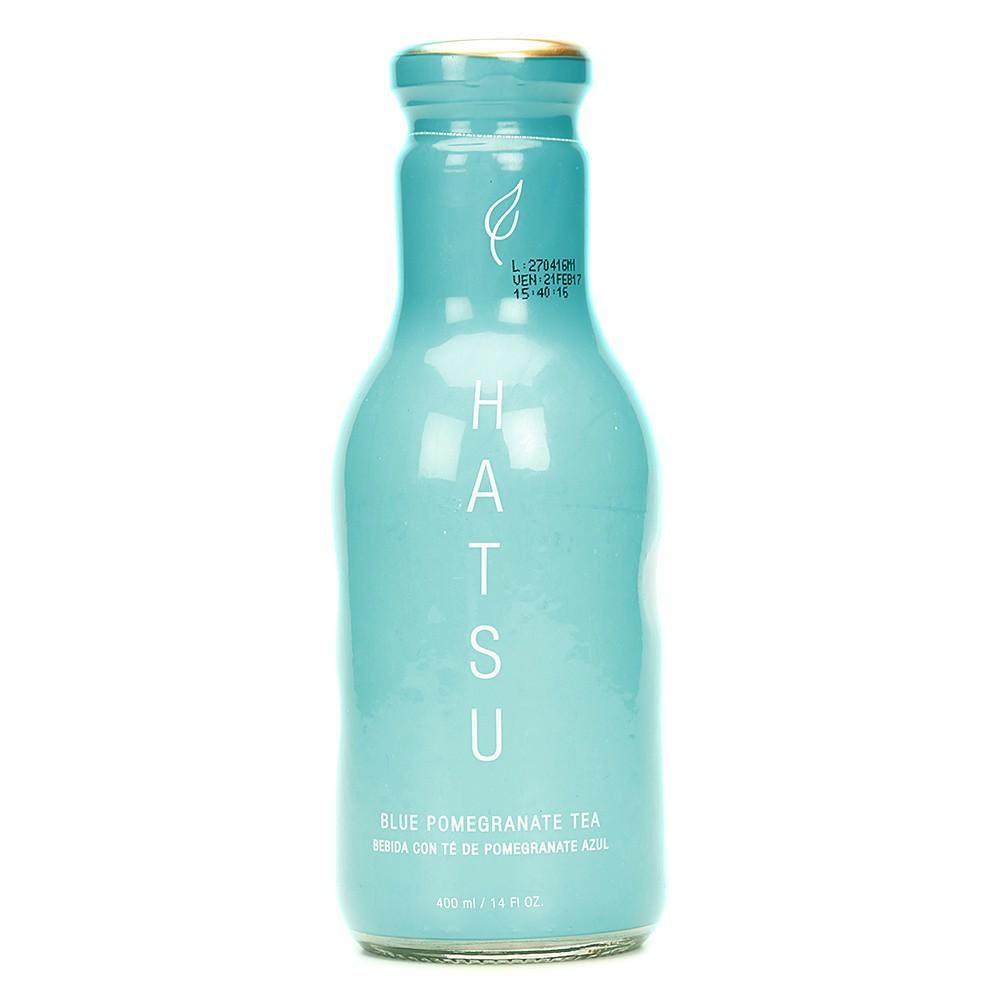 Té liquido PomegranaTé azul Hatsu
