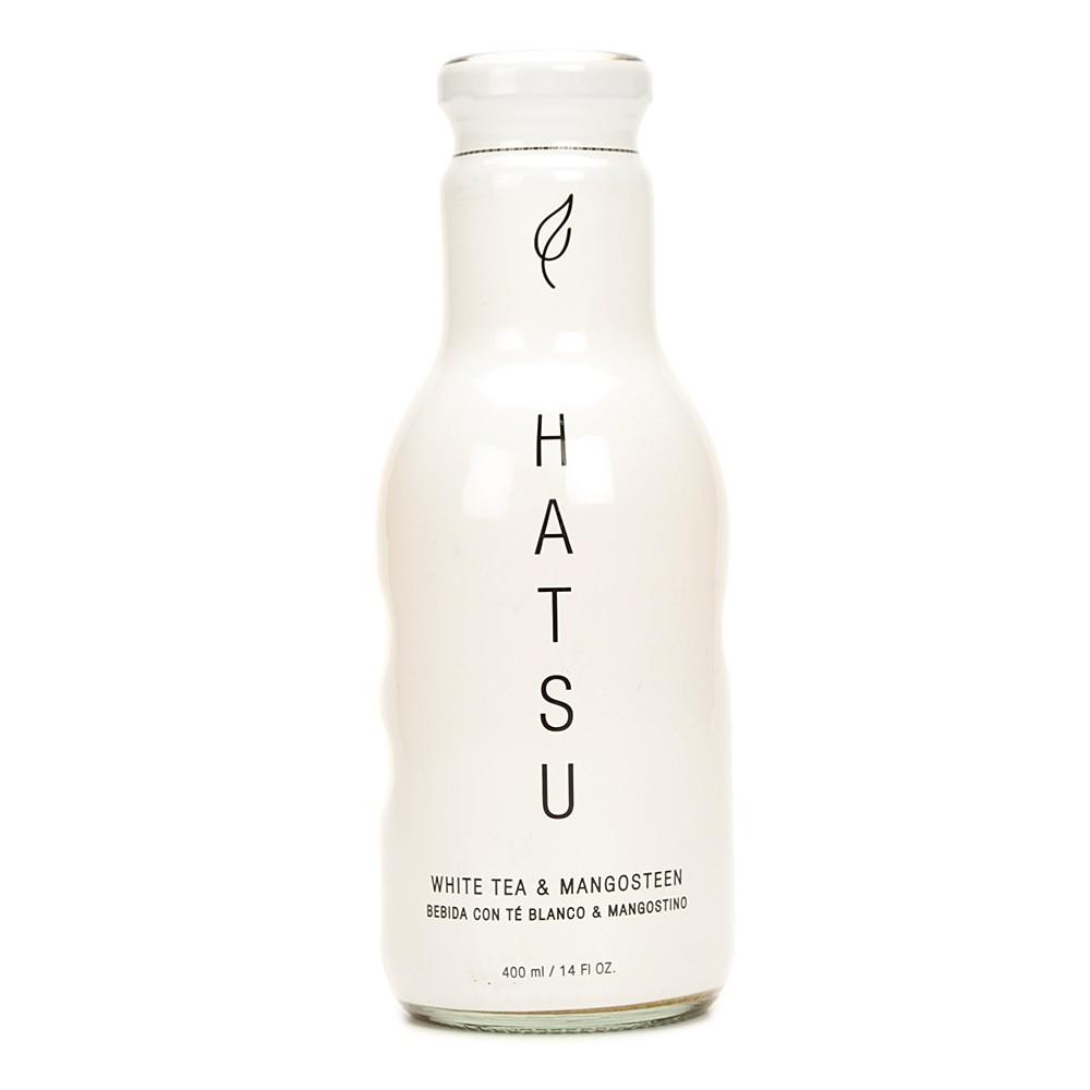 Té Blanco y mangostino Hatsu