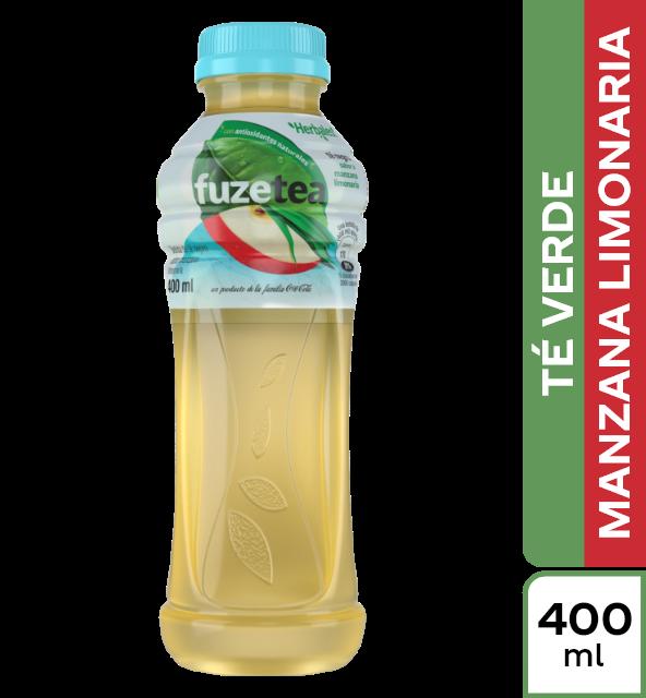 Té Fuze Tea Negro Manzana Limonaria