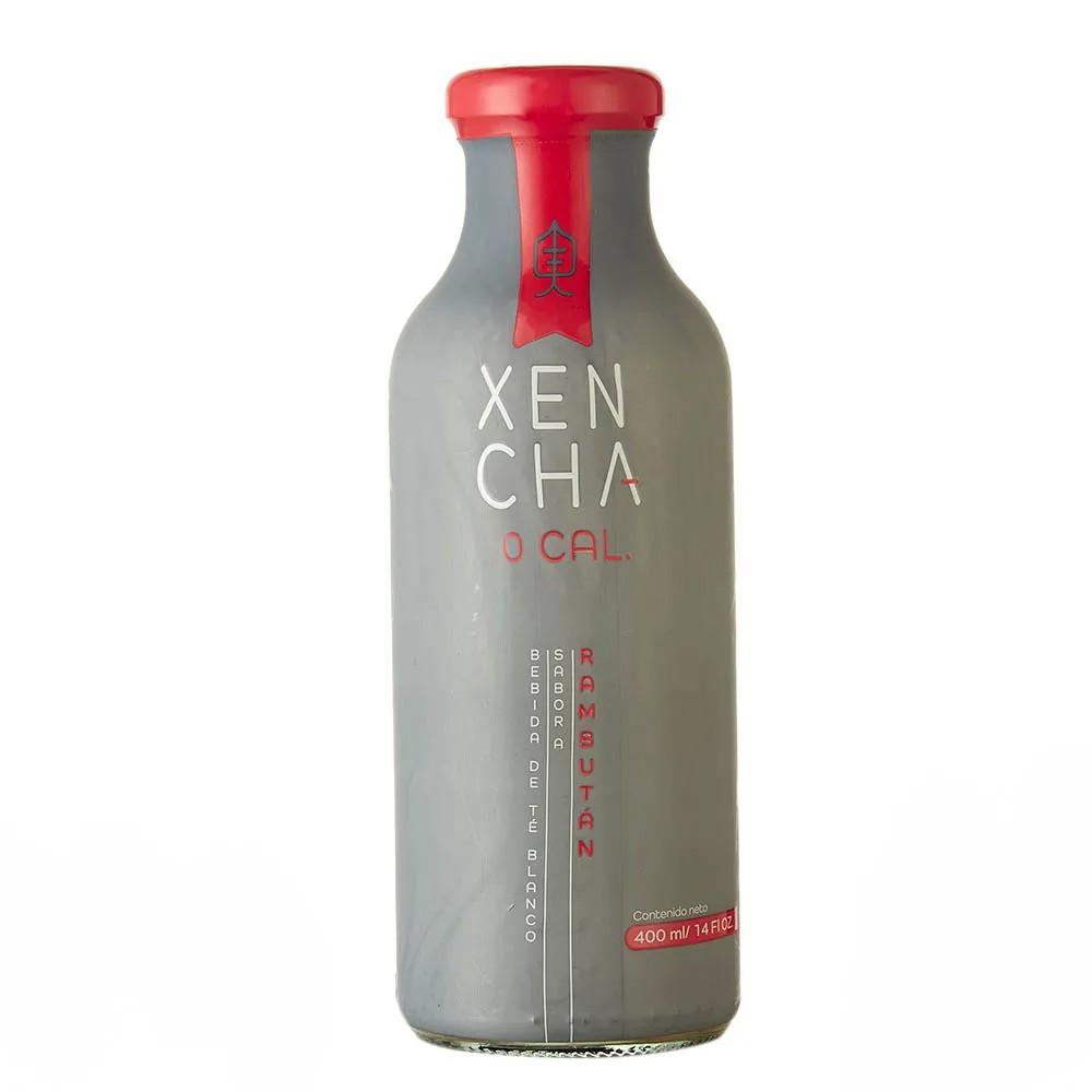 Bebida xencha te blanco rambután