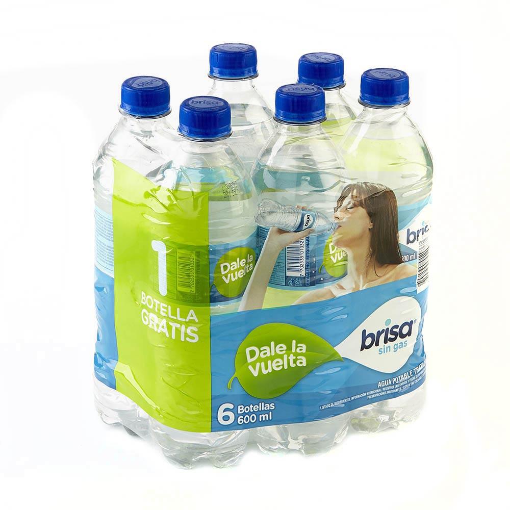 Agua Brisa Six-Pack