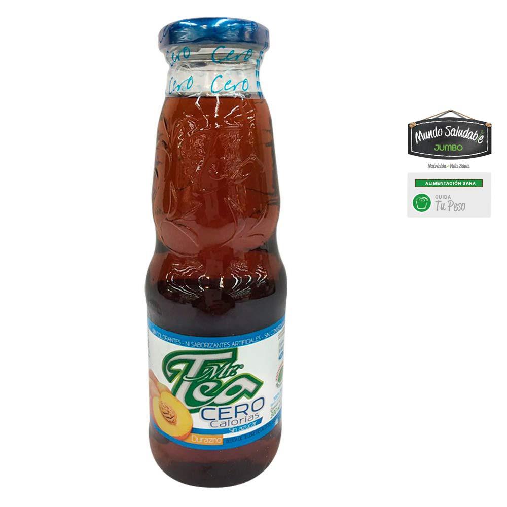 Bebida de Té Mr Tea light durazno