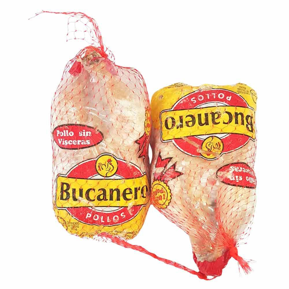 Paquete Dos Pollo Con Víscera