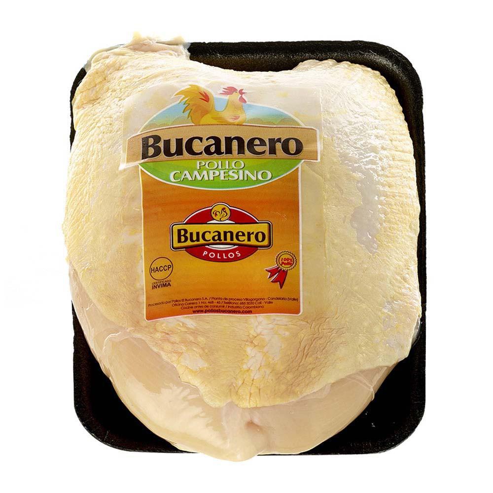 Pechuga de pollo campesino