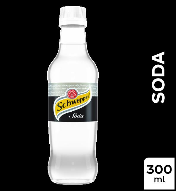 Soda schweppes