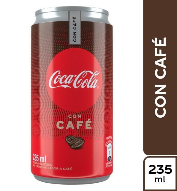Gaseosa con café