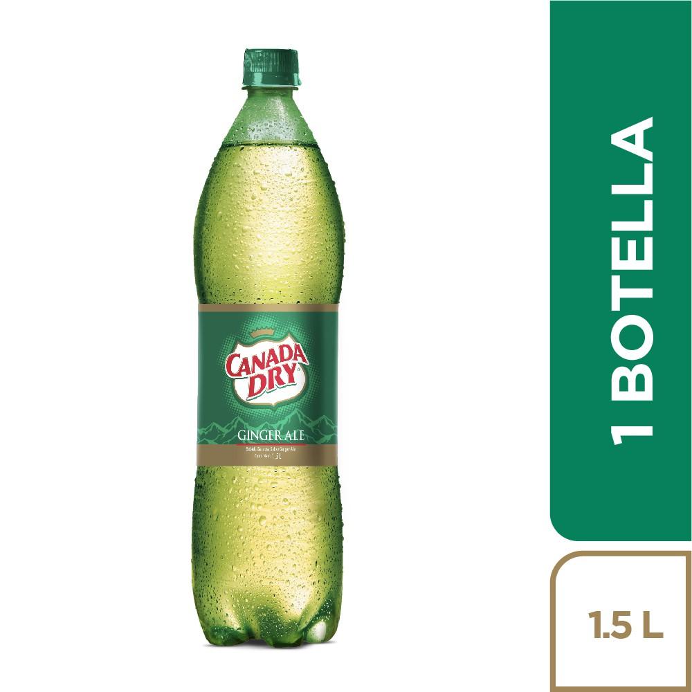 Gaseosa ginger ale