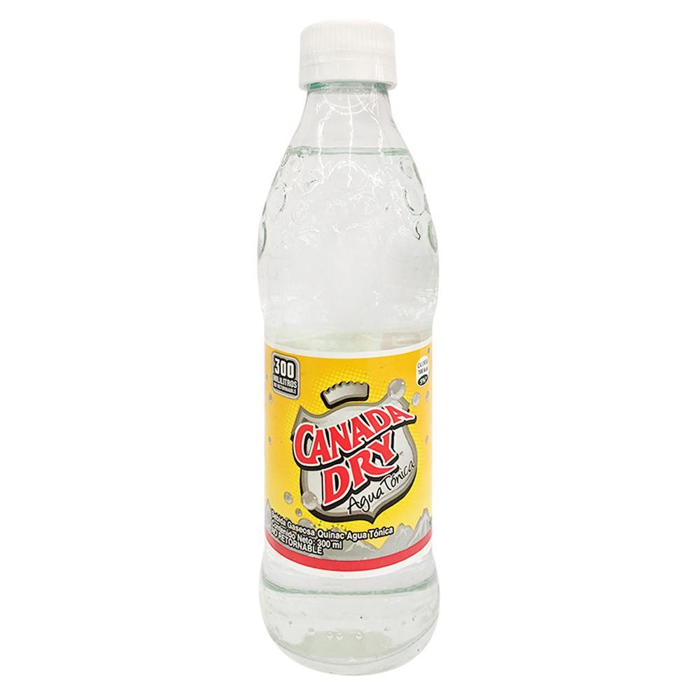 Gaseosa canada cry agua tonica