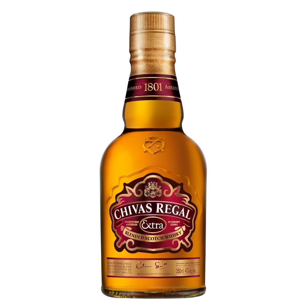 Whisky Chivas regal ex tra botella