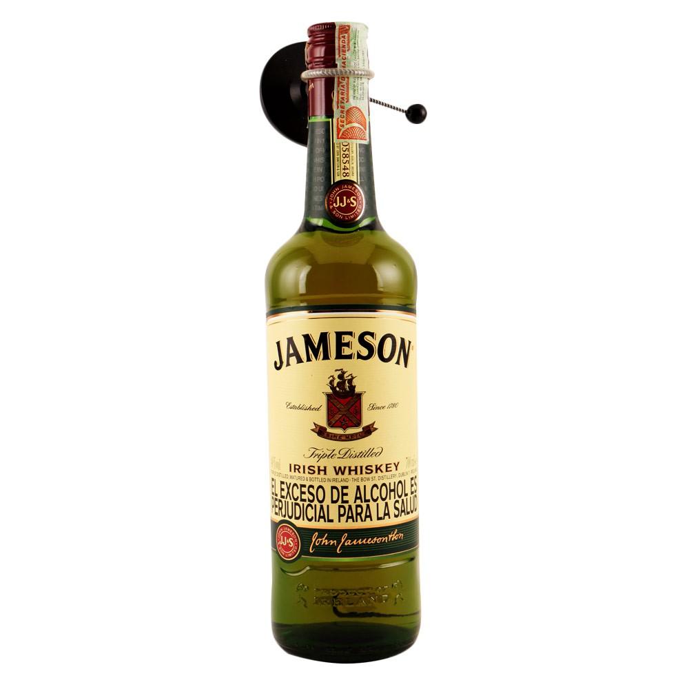 Whiskey Jameson irlandes botella