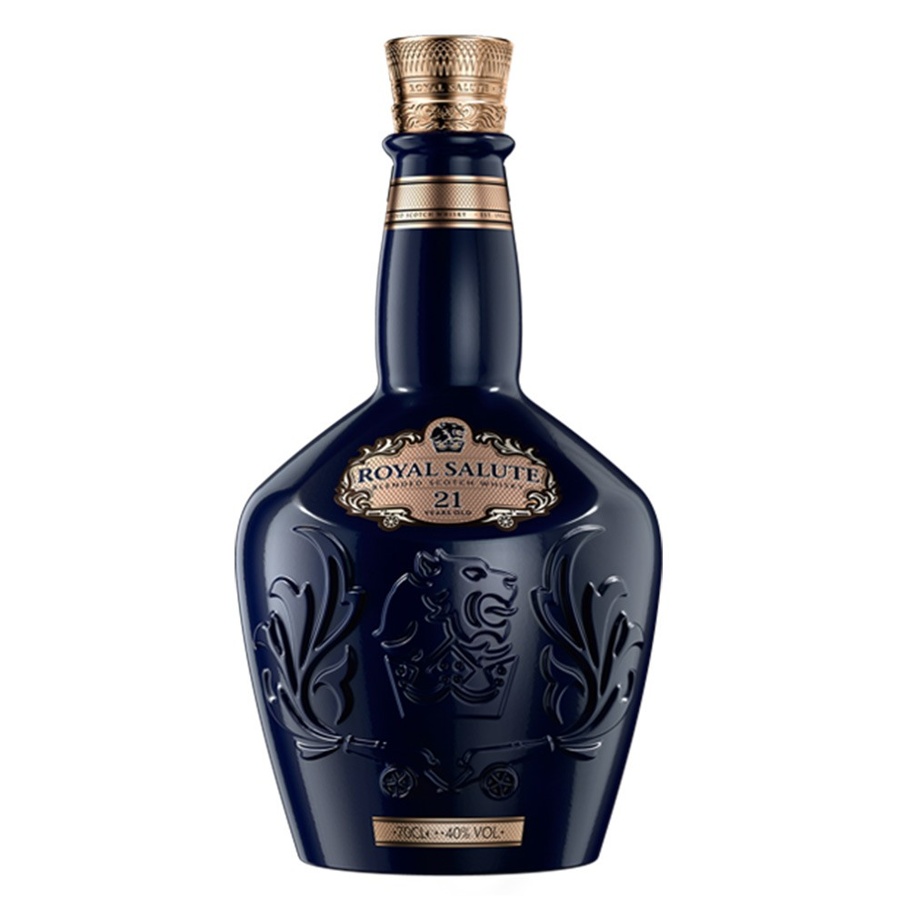 Whisky Royal Salute 21 años 700 ml