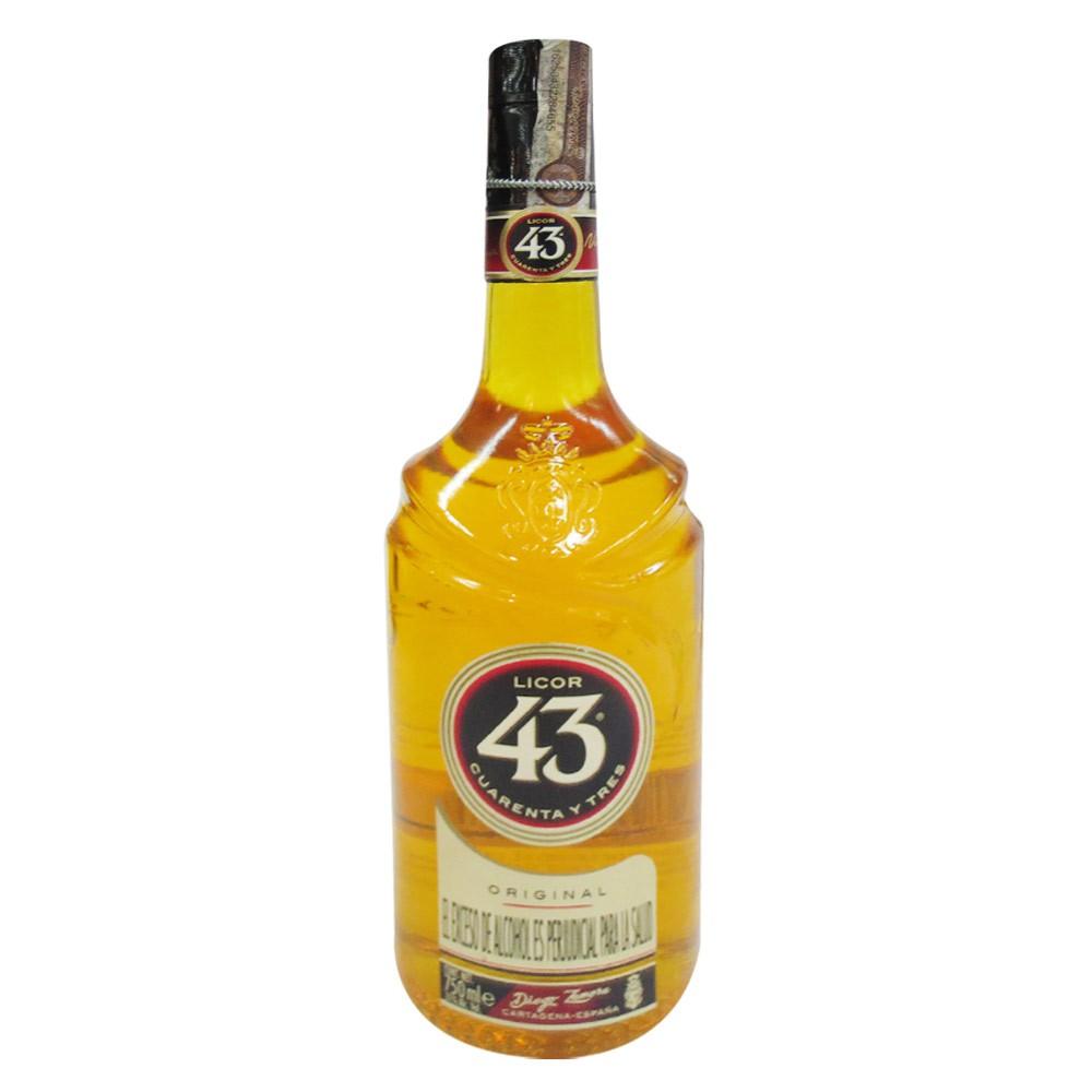 Licor de whisky 43 original botella x 750 ml
