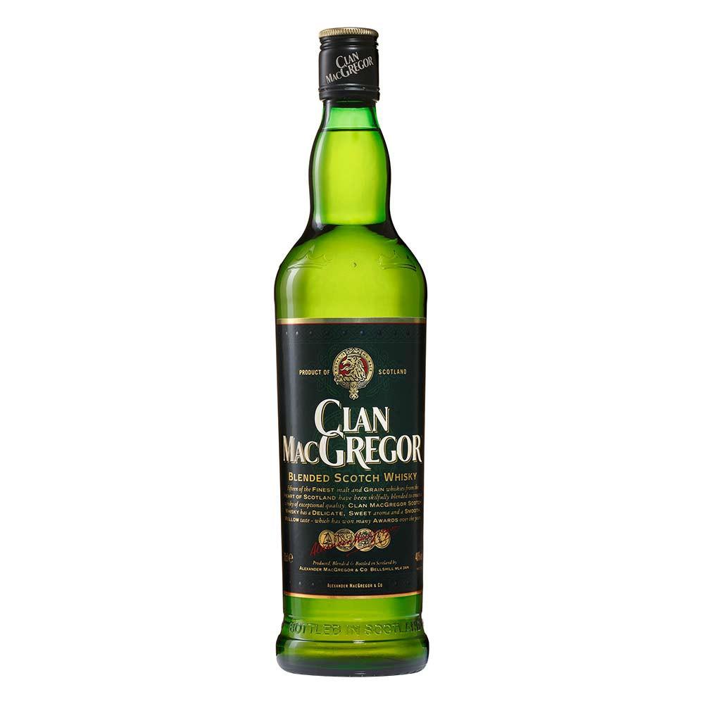 Whisky Clan Macgregor