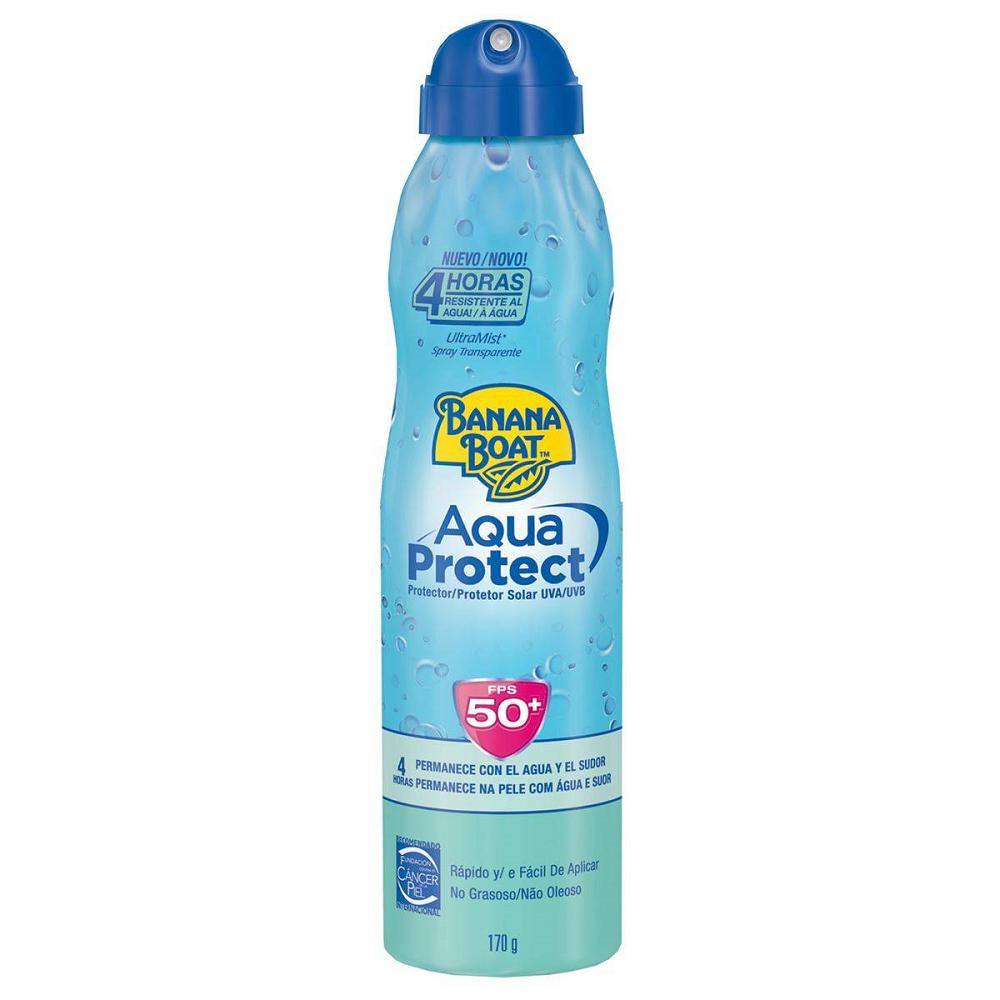 Protector Solar Banana Boat Aqua Fps50 Spray
