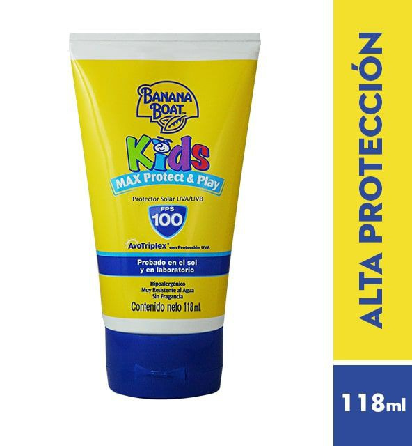 Protector solar kids max prot spf 100