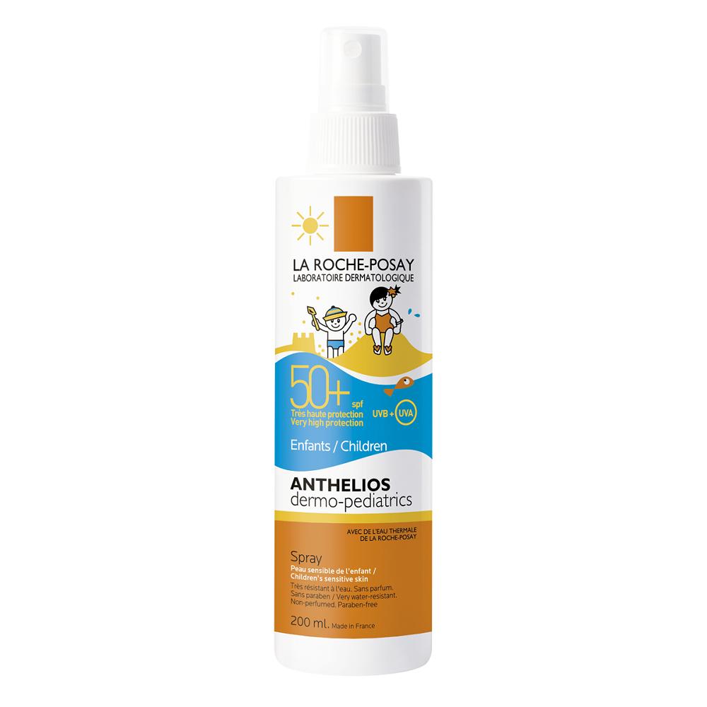 Protector solar pediatrico spray