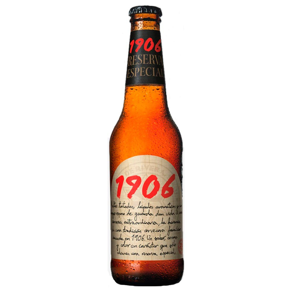 Cerveza 1906 reserva especial 330 ml