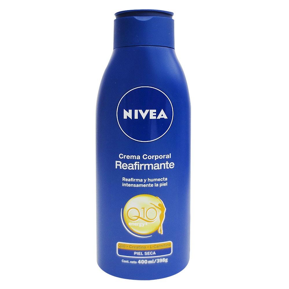Cream Nivea body q10 firmining milk