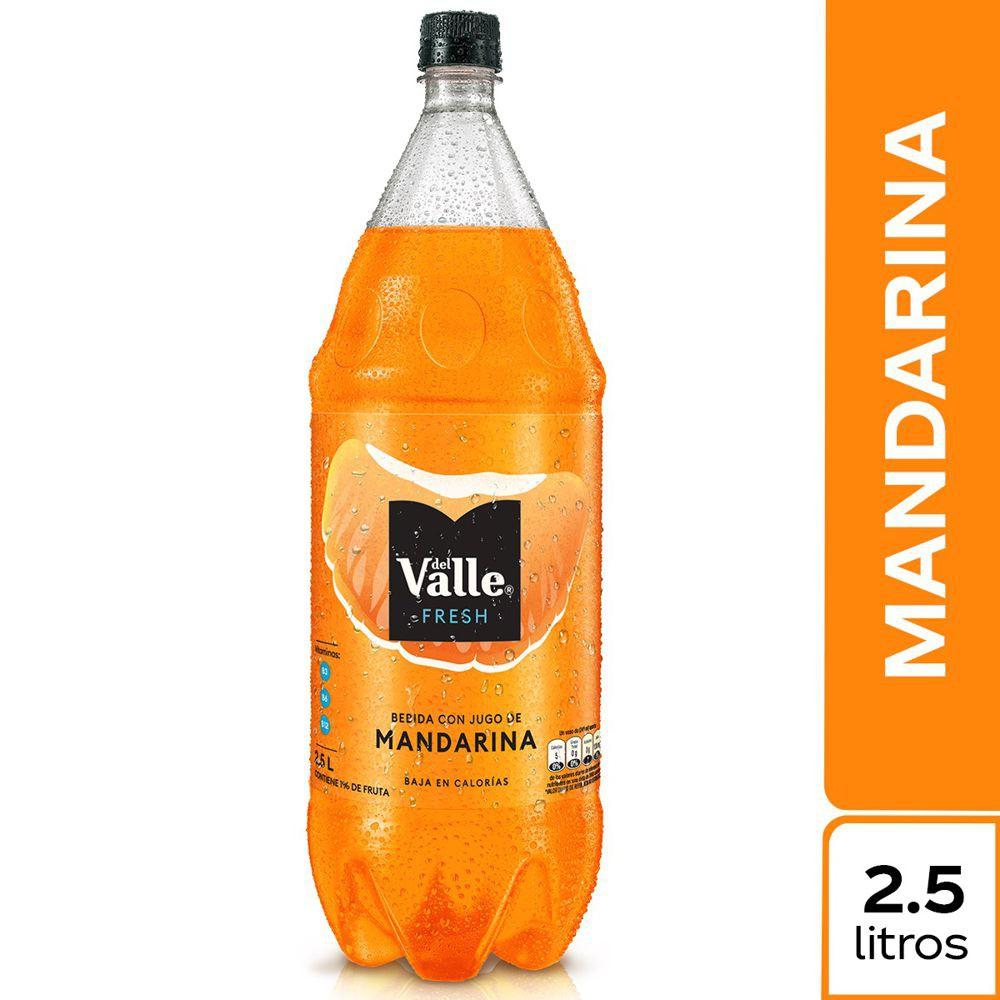 Jugo fresh mandarina Botella 2.5 L