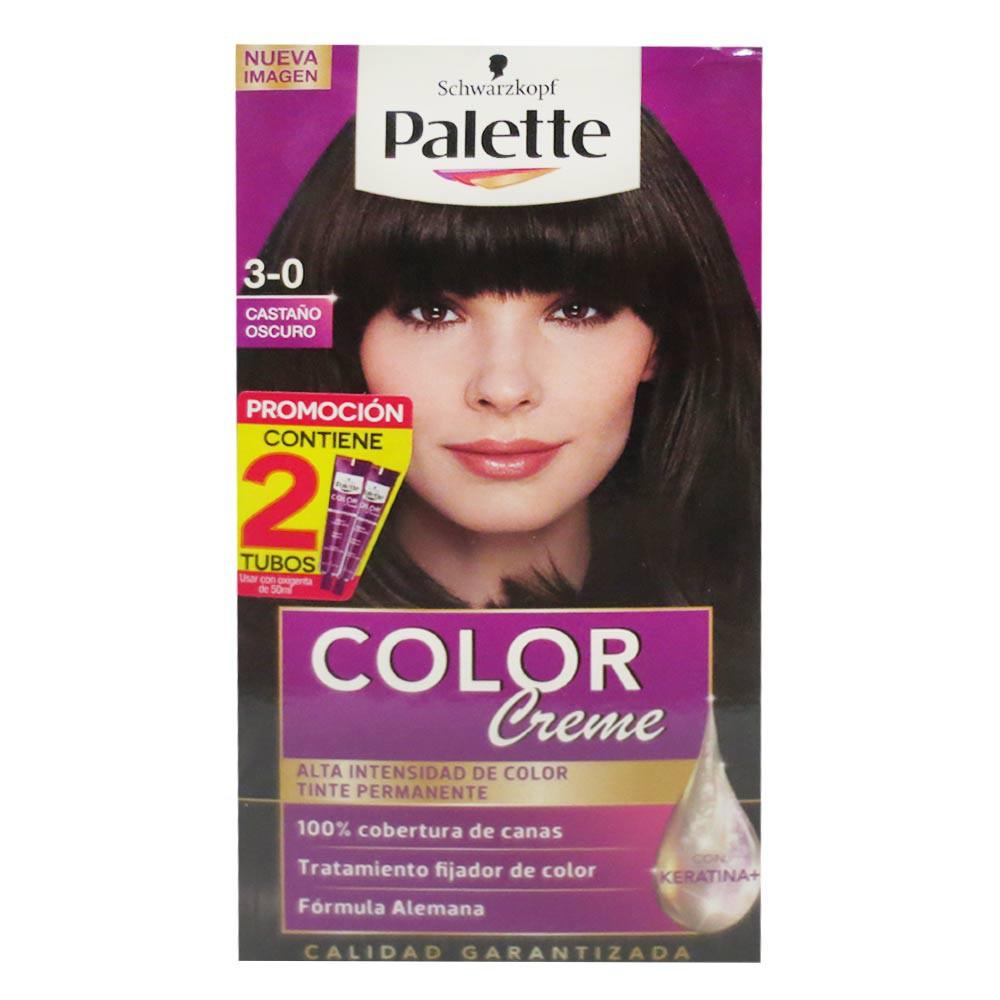 Tinte Palette Cc 3-0 Doble Tubo