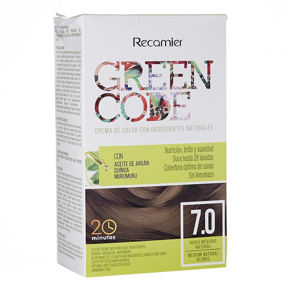 Kit Green Code Tono No. 7.0
