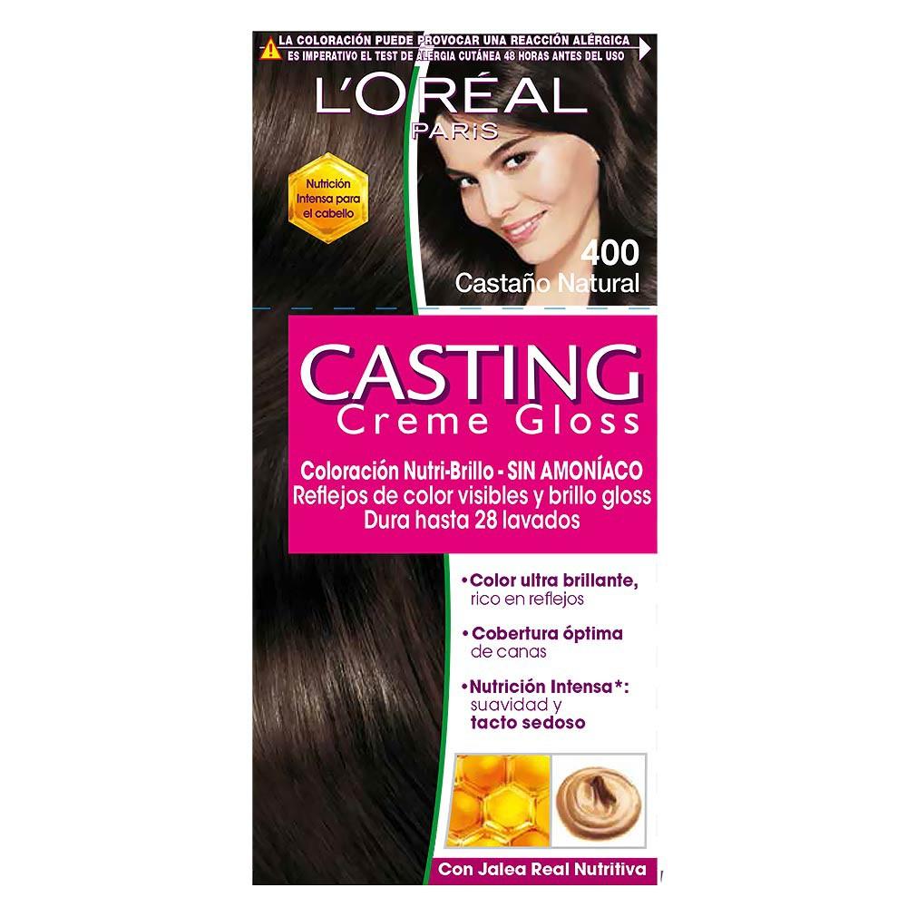 Casting Creme gloss 400 Castaño