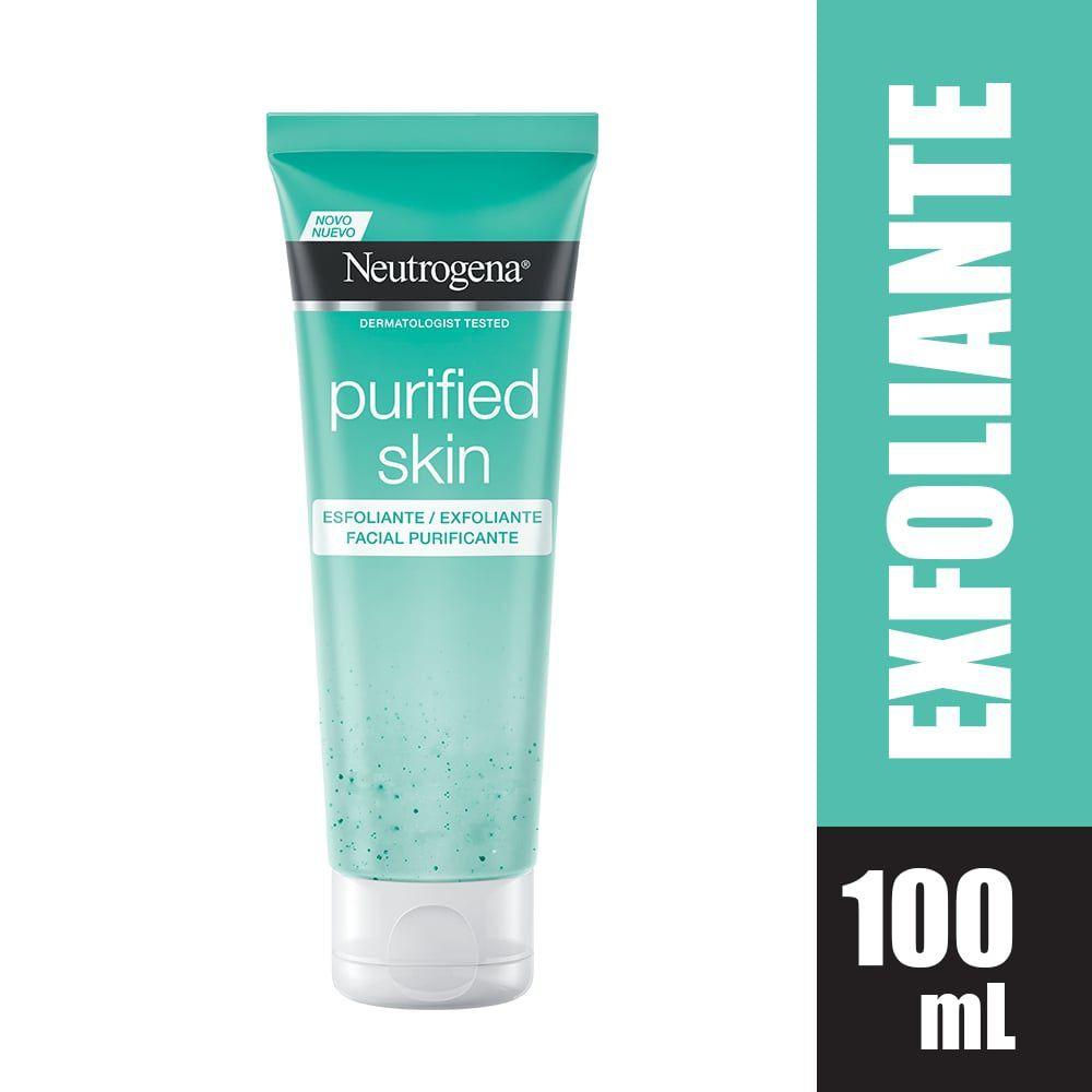 Exfoliante facial purified skin