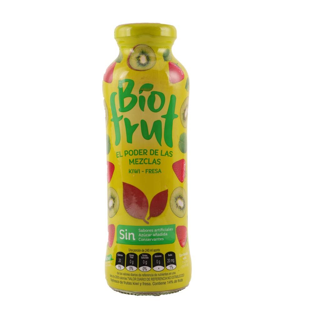 Refresco Bio Frut Kiwi-Fresa