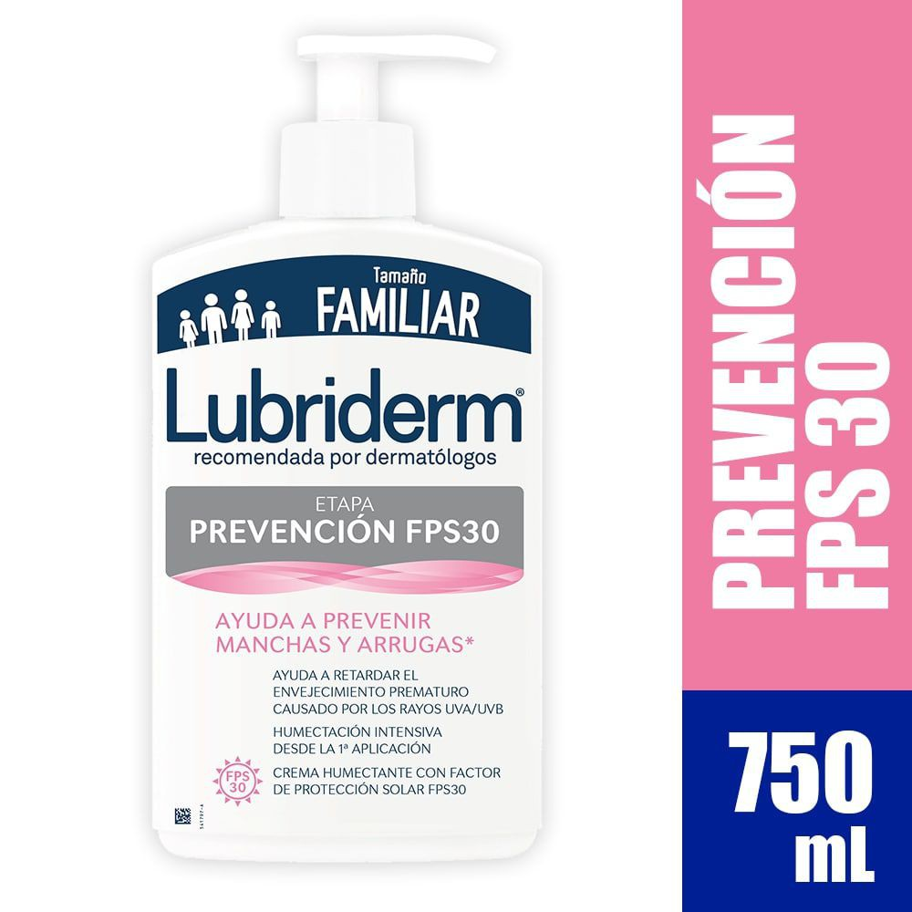 Crema prevención uv30