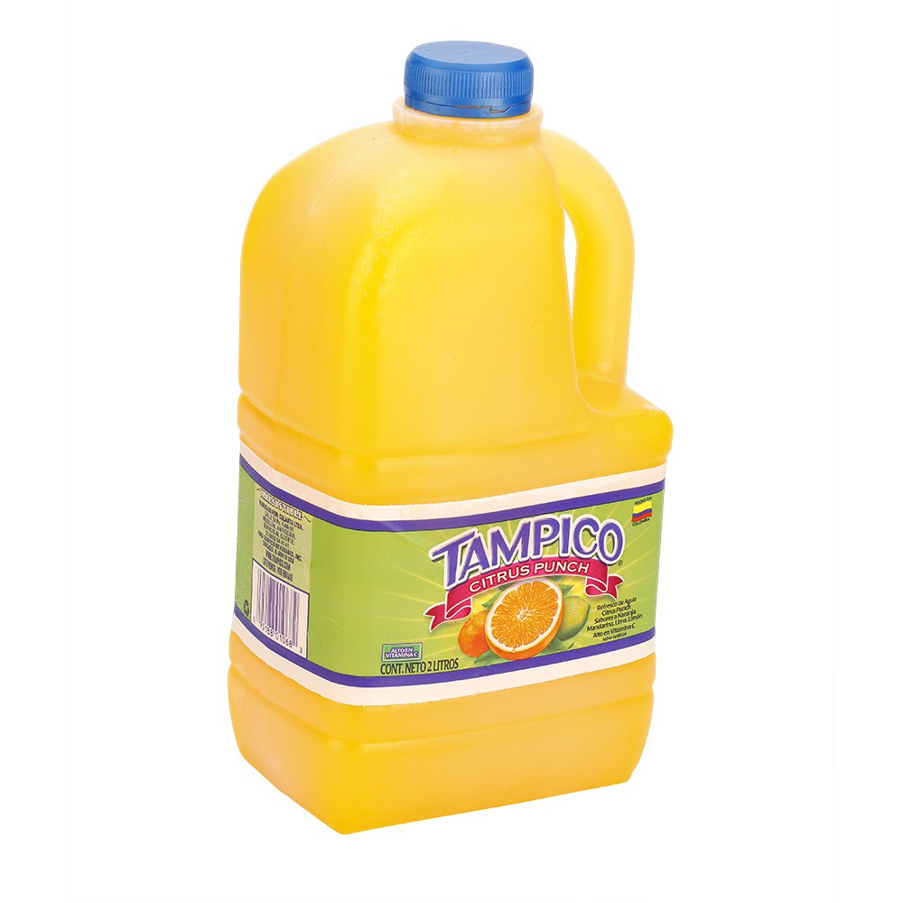 Refresco Tampico gfa citrus