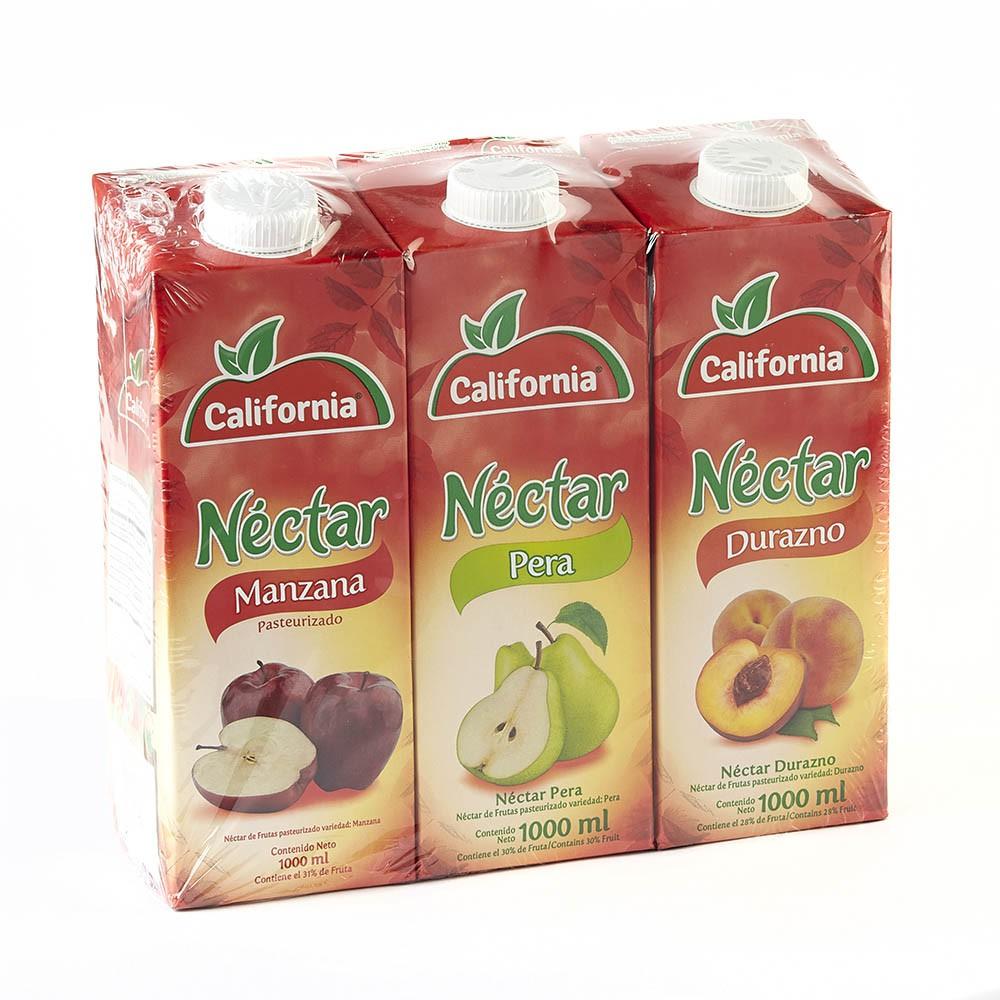 Nectar California surtido
