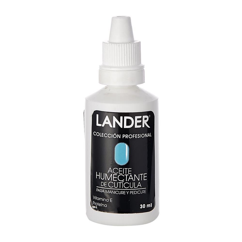 Humectante Lander cutícula