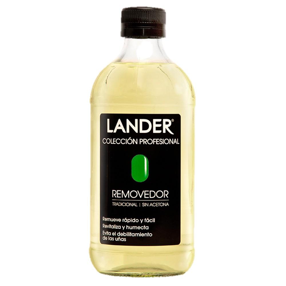 Removedor Lander tradicional sin acetona