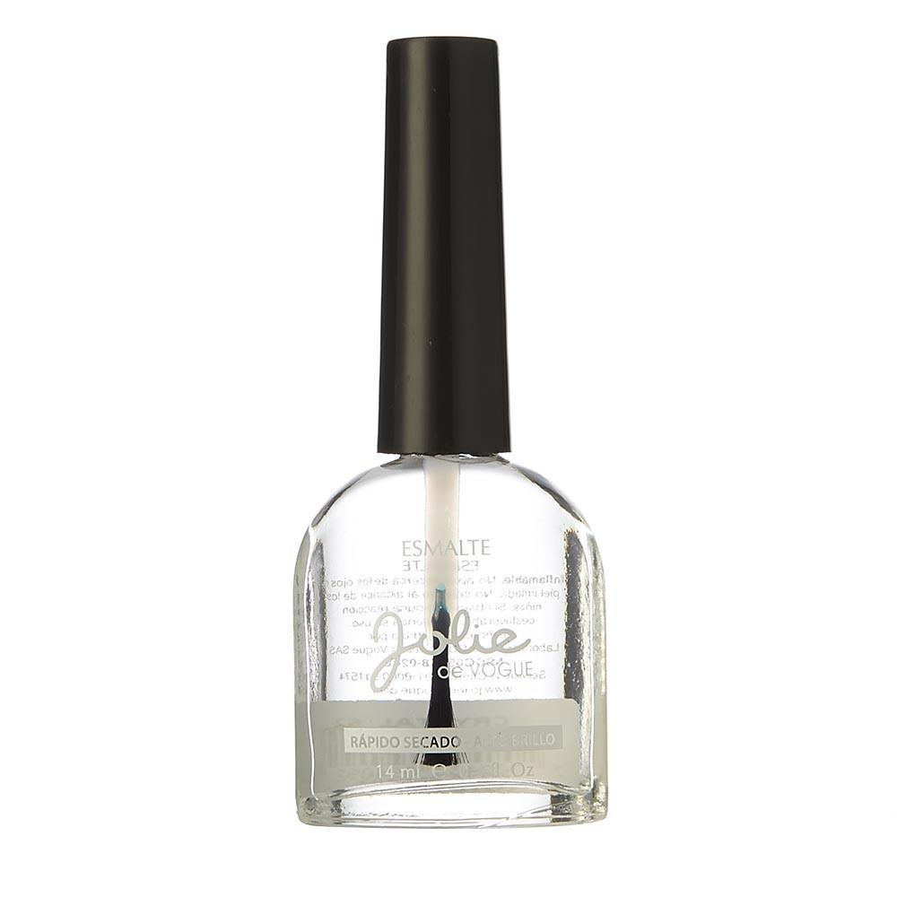 Esmalte Jolie de Vogue nails crystal